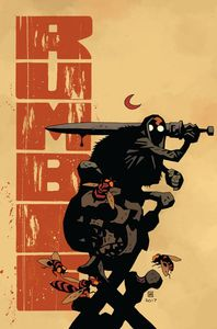 [Rumble #1 (Cover B Mignola & Stewart) (Product Image)]