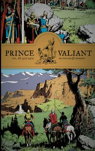 [Prince Valiant: Volume 18: 1971-1972 (Hardcover) (Product Image)]