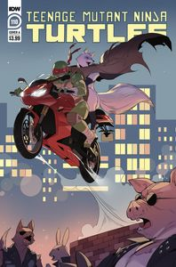 [Teenage Mutant Ninja Turtles: Ongoing #110 (Cover A Nishijima) (Product Image)]