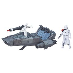 [Star Wars: The Force Awakens: Wave 1 Class 2 Vehicles: First Order Snowspeeder (Product Image)]