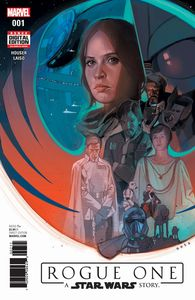 [Rogue One: A Star Wars Story: Adaptation #1 (Product Image)]