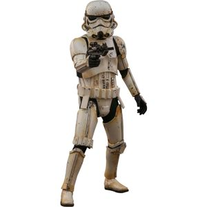 [Star Wars: The Mandalorian: Hot Toys Action Figure: Remnant Stormtrooper (Product Image)]