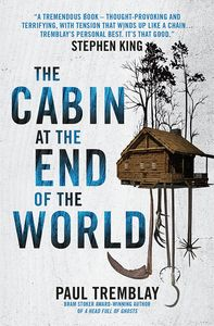 [The Cabin At The End Of The World (Product Image)]