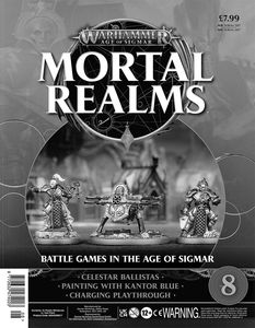 [Warhammer: Age Of Sigmar: Mortal Realms #8 (Product Image)]