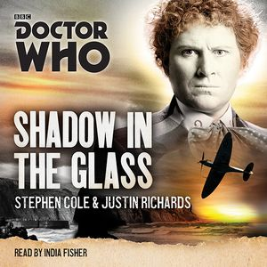 [Doctor Who: Shadow In The Glass CD (Product Image)]