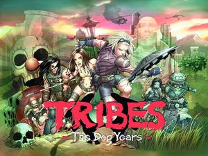 [Tribes: The Dog Years (Product Image)]