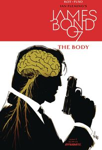 [James Bond: The Body #2 (Cover A Casalanguida) (Product Image)]