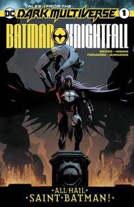 [Tales From The Dark Multiverse: Batman Knightfall #1 (Product Image)]