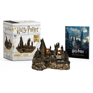 [Harry Potter: Hogwarts Castle & Sticker Book: Lights Up! (Product Image)]