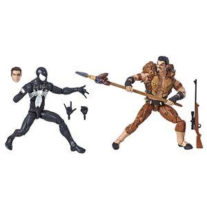[Spider-Man: Marvel Legends Action Figures: Kravens Last Hunt 2 Pack (Product Image)]