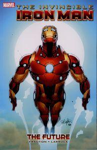 [Invincible Iron Man: Volume 11: Future (Product Image)]