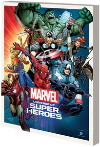 [Marvel: Universe of Super Heroes: Museum Exhibit Guide (Product Image)]