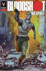 [Bloodshot: Rising Spirit #7 (Cover A Guedes) (Product Image)]