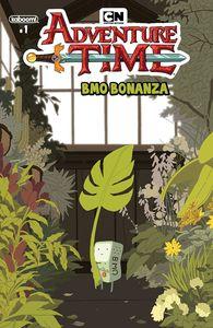 [Adventure Time: BMO Bonanza #1 (Product Image)]