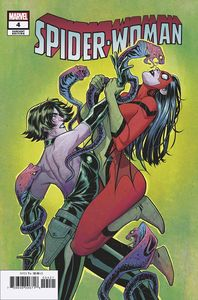 [Spider-Woman #4 (Yoon Villain Variant) (Product Image)]
