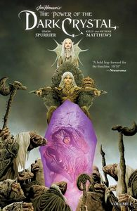 [Jim Henson's: Power Of The Dark Crystal: Volume 1 (Product Image)]