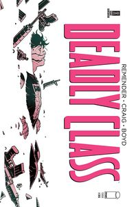 [Deadly Class #35 (Cover A Craig) (Product Image)]