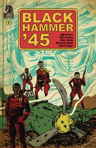 [Black Hammer 45: From The World Of Black Hammer #1 (Cover A Kindt) (Product Image)]