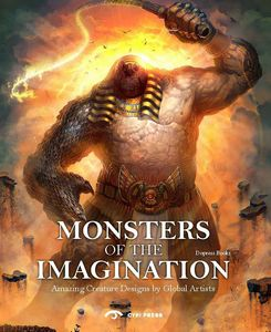 [Monsters Of The Imagination: Best Creature Designs (Product Image)]
