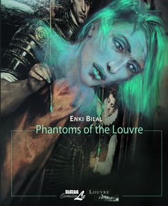 [Phantoms Of The Louvre (Hardcover) (Product Image)]
