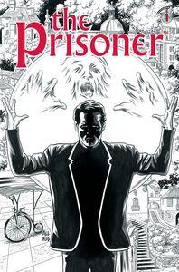 [The Prisoner #1 (Cover F Allred Black & White) (Product Image)]