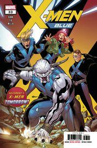 [X-Men: Blue #33 (Product Image)]