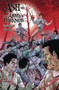[Ash Vs Army Of Darkness #5 (Cover A Schoonover) (Product Image)]