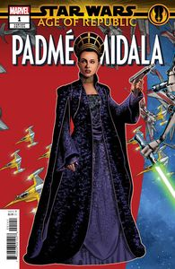 [Star Wars: Age Of Republic: Padme Amidala #1 (Mckone Puzzle Pc Variant) (Product Image)]