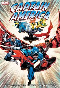 [Captain America: Omnibus: Volume 3 (Coello Cover Hardcover) (Product Image)]