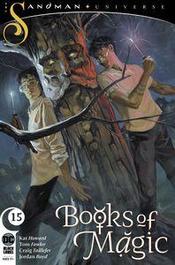 [Books Of Magic #15 (Product Image)]