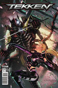 [Tekken #1 (Cover E Salgado) (Product Image)]