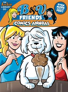 [Betty & Veronica: Friends Comics Annual Digest #253 (Product Image)]