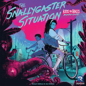[Kids On Bikes: The Snallygaster Situation (Product Image)]