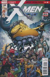 [X-Men: Blue #15 (Legacy) (Product Image)]