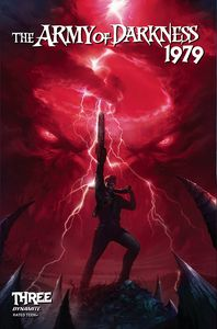 [The Army Of Darkness: 1979 #3 (Cover A Mattina) (Product Image)]