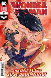 [Wonder Woman #759 (2nd Printing) (Product Image)]