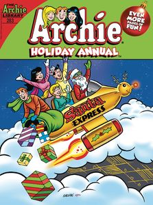 [Archie Comics: Annual Digest #283 (Product Image)]
