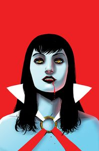 [Vampirella: Dark Powers #4 (Moss Virgin Variant) (Product Image)]