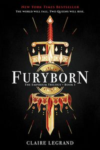[The Empirium Trilogy: Book 1: Furyborn (Product Image)]