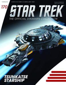 [Star Trek Starships #170: Tsunkatse Ship (Product Image)]