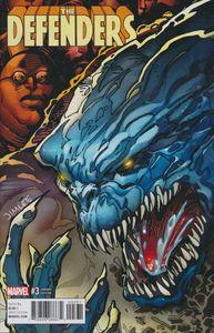 [Defenders #3 (X-Men Card Variant) (Product Image)]