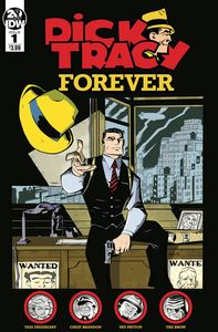 [Dick Tracy: Forever #1 (Cover A Oeming) (Product Image)]