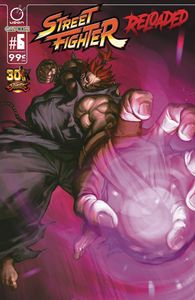 [Street Fighter: Reloaded #6 (Product Image)]