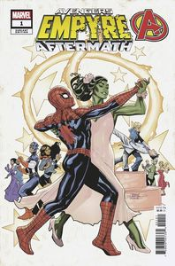 [Empyre Aftermath: Avengers #1 (Dodson Variant) (Product Image)]