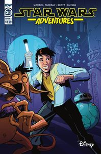 [Star Wars Adventures #30 (Cover B Buisan) (Product Image)]
