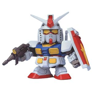 [Gundam: BB Gundam: Rx-78-2 200 (Product Image)]