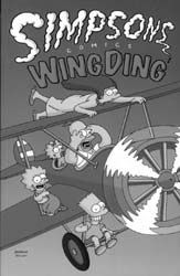 [Simpsons Comics: Wingding (Product Image)]