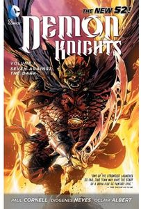 [Demon Knights: Seven Against The Dark (Titan Edition) (Product Image)]