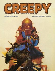 [Creepy Archives: Volume 28 (Hardcover) (Product Image)]