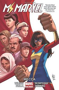[Ms Marvel: Volume 8: Mecca (Product Image)]